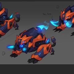 Super Galaxy Gnar Concept 2 (by Riot Artist <a rel=