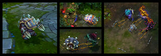 Rammus FullMetal Screenshots