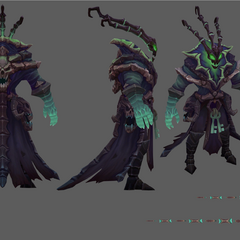 Thresh Model (by Riot Artist <a href=