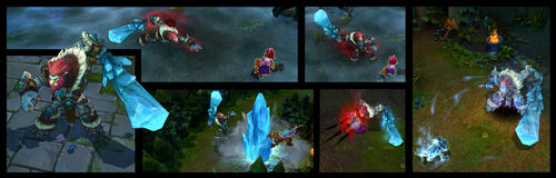 Trundle AperçuMAJ Jeu