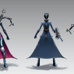 Vindicator Vayne Concept (by Riot Artist <a href=