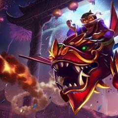 Dragonwing Corki