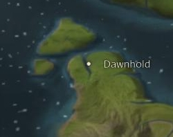 Dawnhold map