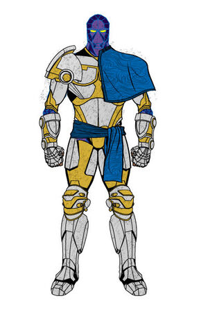 Dragonzzilla Crystal Knight