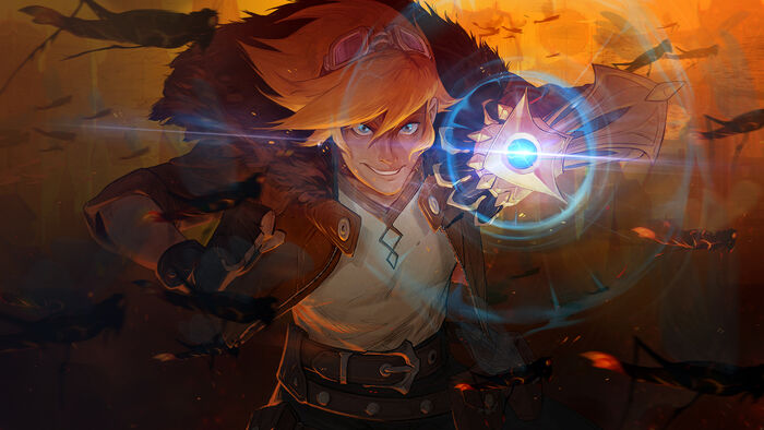 Ezreal An Explorers Journey 03