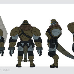 Commando Galio Update Concept 2 (by Riot Artist <a rel=