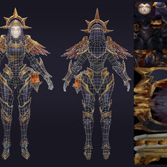 Iron Inquisitor Kayle Update Model 8 (by Riot Artist <a rel=