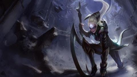 League of Legends - Focus Artistique sur Diana