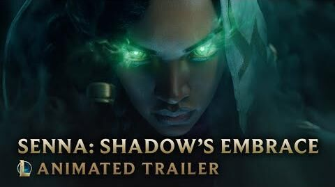 Senna Shadow's Embrace Champion Animated Trailer - League of Legends
