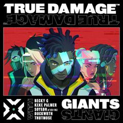 True Damage 2019 Promo 1 (by Riot Artist <a href=