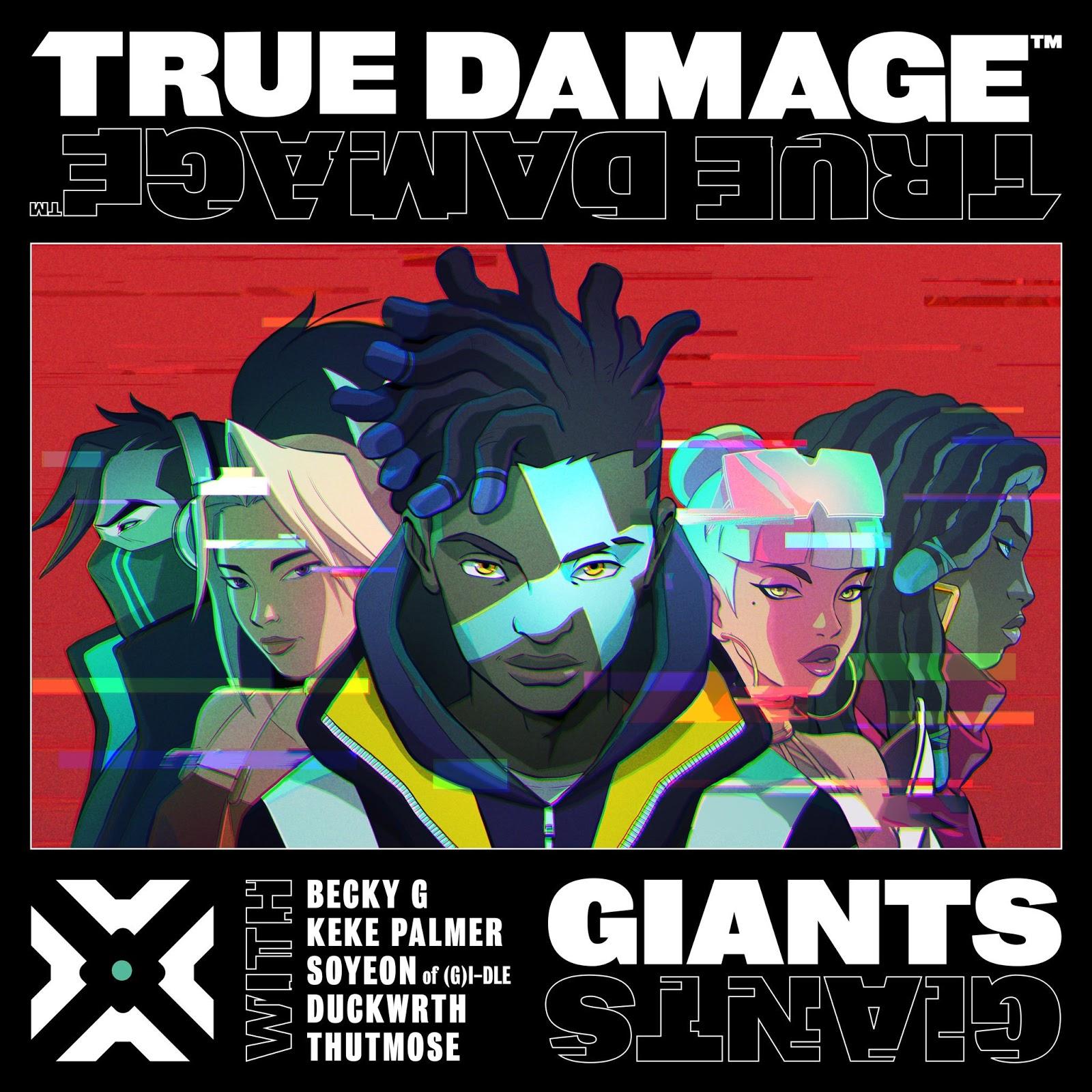 True Damage 2019 Promo 01