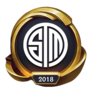 Worlds 2018 Team SoloMid (Gold) Emote