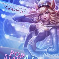 Popstar Ahri Promo