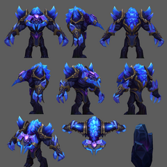 Blackfrost Alistar Model