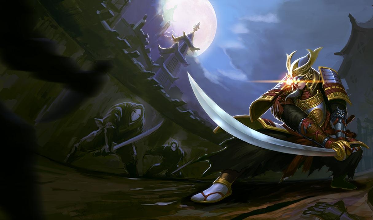 Master Yi Samurai-Yi S