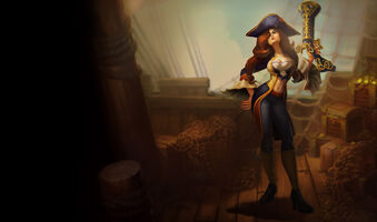 Miss Fortune Waterloo-Miss Fortune alt
