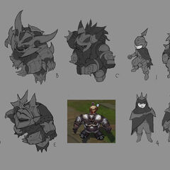 Demolisher Nunu &amp; Willump Update Concept 1 (by Riot Artist <a rel=