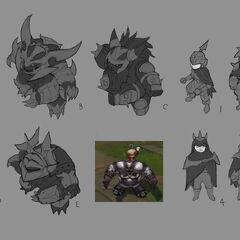 Demolisher Nunu & Willump Update Concept 1 (by Riot Artist <a href=