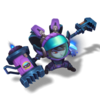 Poppy Astronaut (Amethyst)