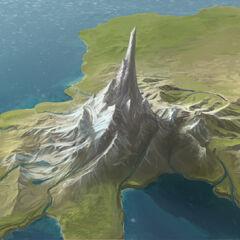 Runeterra Map Concept 5 (by Riot Artist <a href=
