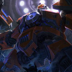 Mecha Zero Sion Splash Concept 7 (by Riot Artist <a href=