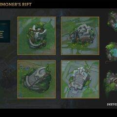 Summoner's Rift Update Concept 13 (by Riot Artist <a href=