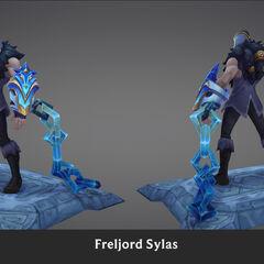 Freljord Sylas Model 4 (by Riot Artist <a href=