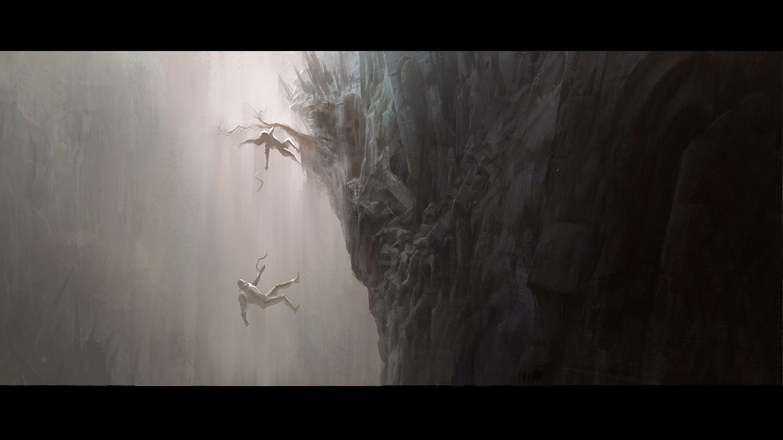 Garen Katarina EnemyofmyEnemy Cinematic concept 22