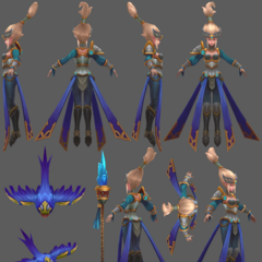 Victorious Janna Model