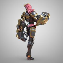 Vi Statue Model 2 (by Riot Artists <a href=