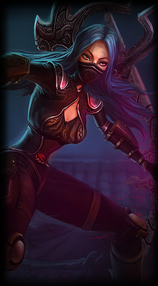 Irelia NightbladeLoading old