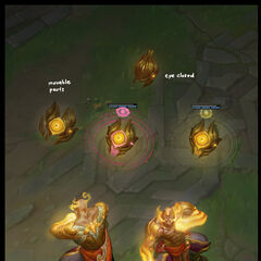 God Fist Lee Sin Concept 4 (by Riot Artist <a href=