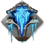LoR Iceborn Peak Board icon
