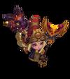 Lulu DragonTrainer (Ruby)