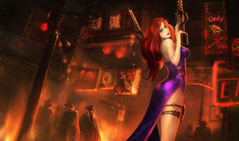Miss Fortune Geheimagentin Miss Fortune Ch