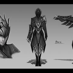 Quinn Concept 4 (by Riot Artist <a href=
