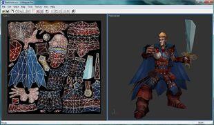 Rob Blackblade Development