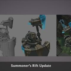 Summoner's Rift Update Concept 43 (by Riot Artist <a rel=