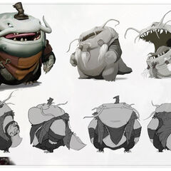 Tahm Kench Concept 8 (by Riot Artist <a href=