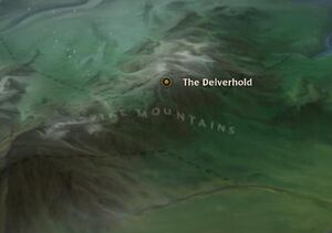 The Delverhold map