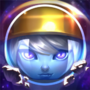 Astronaut Poppy Chroma profileicon