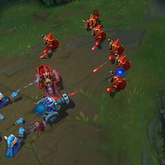 Minions Fight 1 (Summoners Rift)