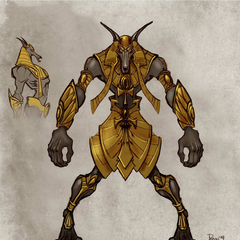 Nasus Concept 2 (by Riot Artist <a href=