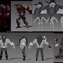 Pentakill Olaf Mortal Reminder Concept 1 (by Riot Artist <a rel=