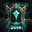 Season 2014 - Solo - Platinum profileicon