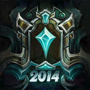 Season 2014 - Solo - Platinum profileicon