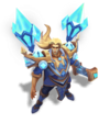 Taric TaricLuminshield (Aquamarine)