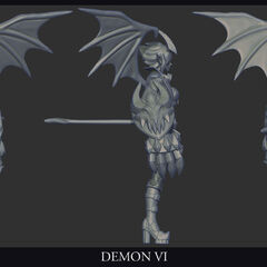 Demon Vi Model 3 (by Riot Artist <a href=