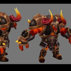 Infernal Alistar Model 2 (by Riot Employed Artists <a rel=