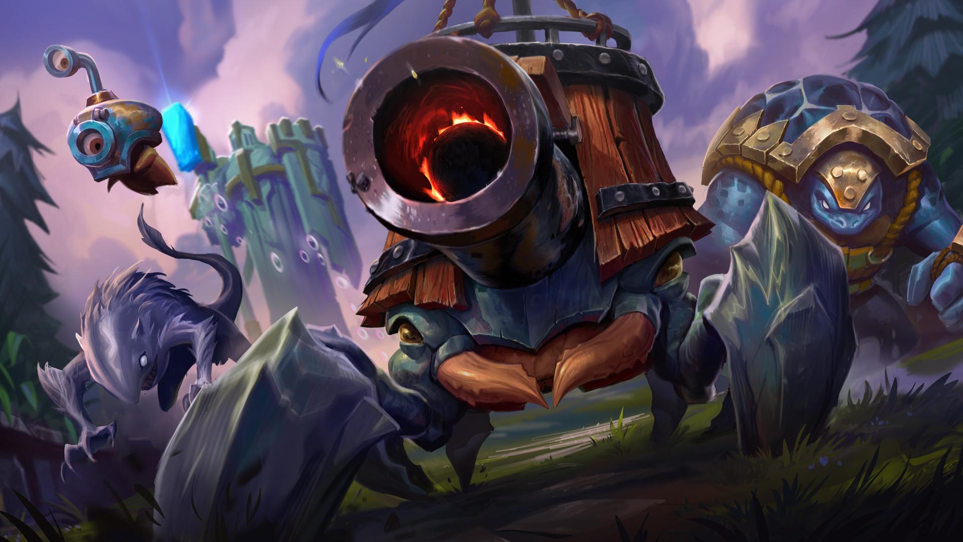 Razorfin | League of Legends Wiki | FANDOM powered by Wikia